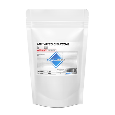 Activated Charcoal - Food Grade