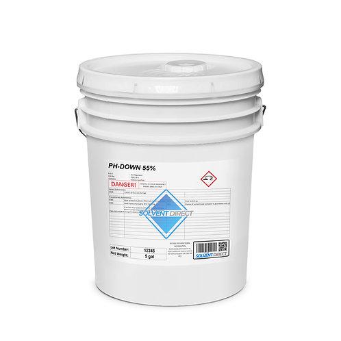 pH Down - 55%