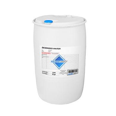 De-Ionized Water