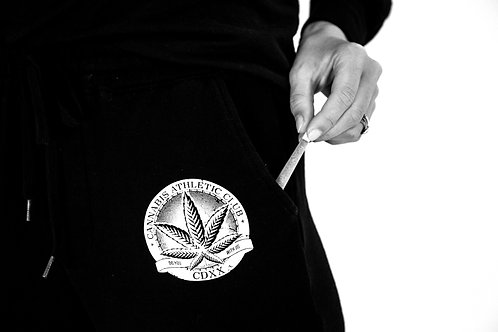 Cannabis Athletic Club Sweatpants