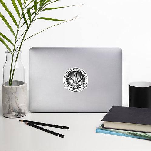 Cannabis Athletic Club Sticker