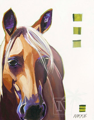 Horse With No Name - Print