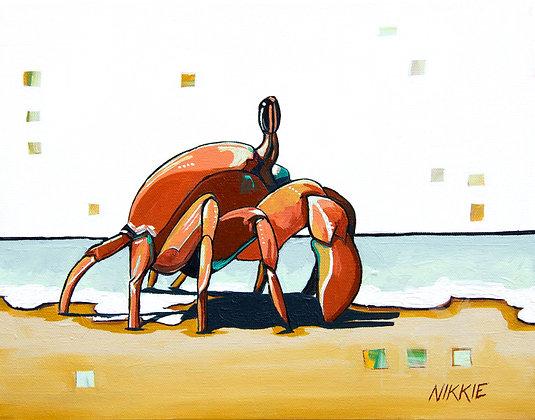 Beachcomber - Print