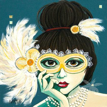 Masquerade - Print