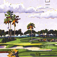 Lilac On the Links