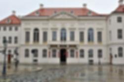 Hochzeit Kurländer Palais Dresden