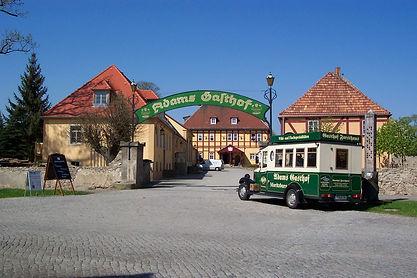 DJ HochzeitDresden in Adams Gasthof Moritzburg