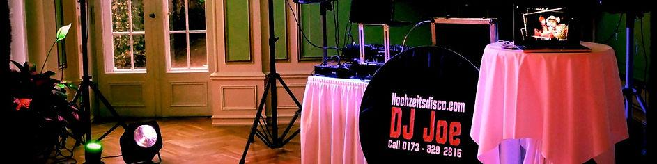 Preise für Hochzeits DJ in Dresden