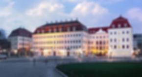 Hochzeit im Hotel Swissotel Dresden Am Schloss DJ Hochzeit Dresden