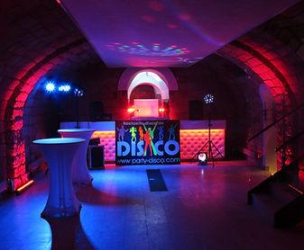 Hochzeit DJ Marcolinis Welt Dresden