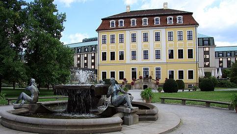 Hochzeit im The Westin Bellevue Hotel Dresden