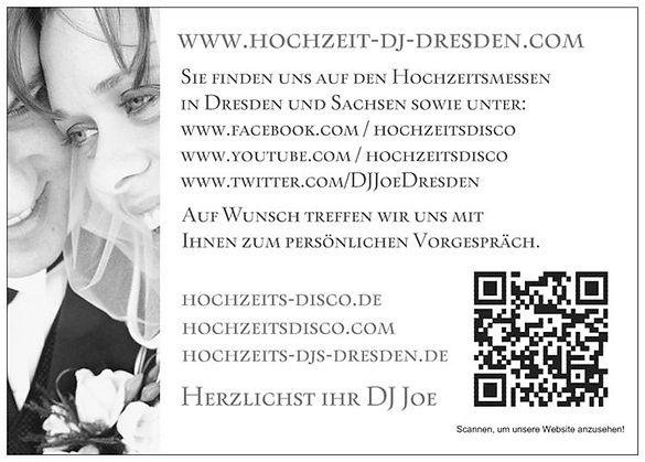 suche mobilen DJ für Geburtstagsfeier in Dresden Radebeul Meissen