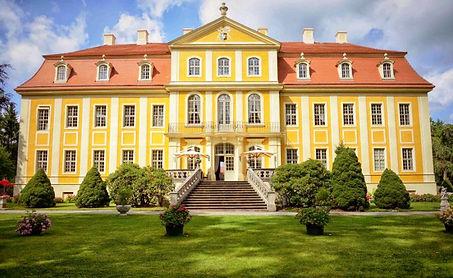 Hochzeit Barockschloss Rammenau DJ Hochzeit Dresden