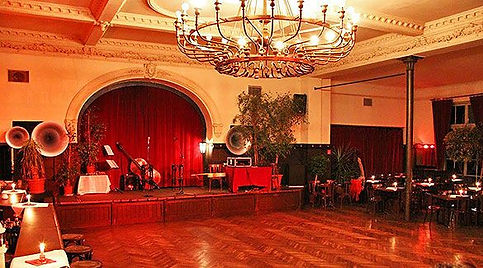 Hochzeit imGare de la lune Dresden DJ Hochzeit Dresden