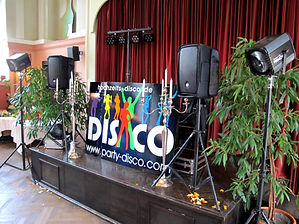 DJ für Geburtstag in Radebeul