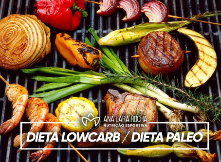 DIETA LOW CARB / DIETA PALEO