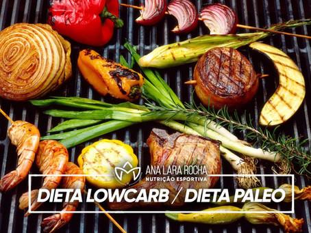 DIETA LOW CARB / DIETA PALEO