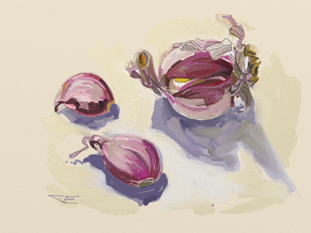 Garlic Cloves.