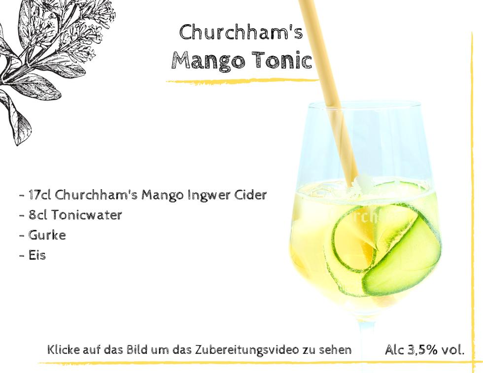 Mango Tonic