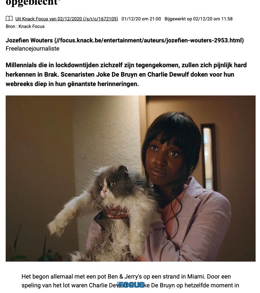 Brak - Knack magazine d1