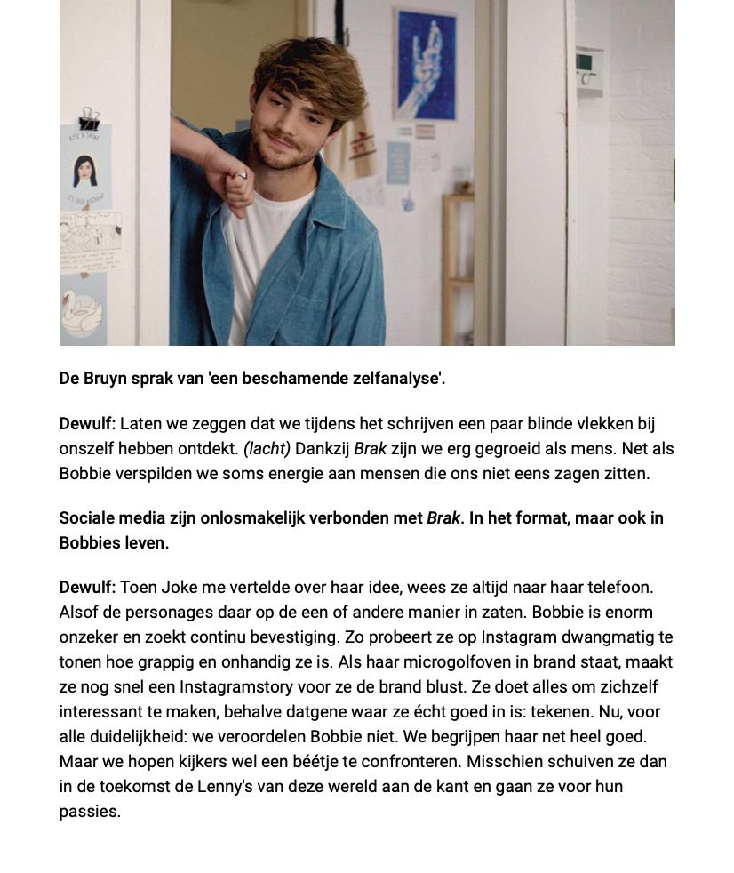 Brak - Knack magazine d3