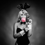 Play bunny bubble gum