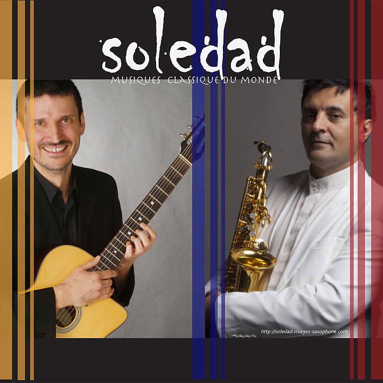 Festival Milasons #3/ Duo Soledad en concert