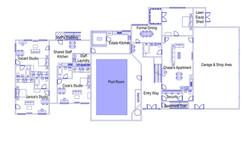 1st Floor Manning Estate (CAD)
