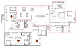 2nd Floor Manning Estate (MS Excel)