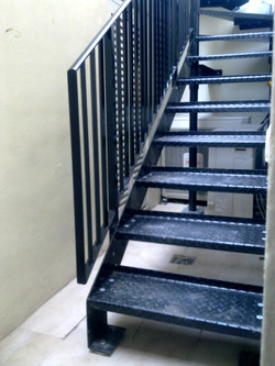Metal Staircases East London