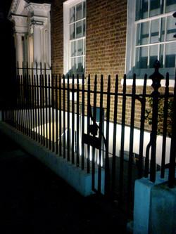 Security Metal Railings East London