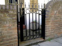 Metal Garden Gates East London