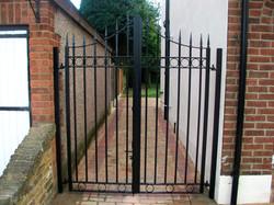 Metal Driveway Gates East London