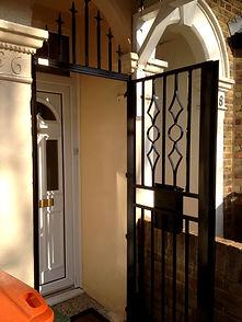 Metal Front Door Gates and Grilles East London