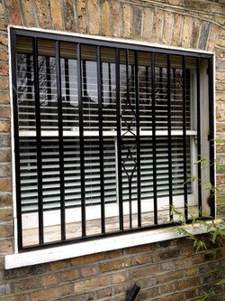 Security Window Grilles East London