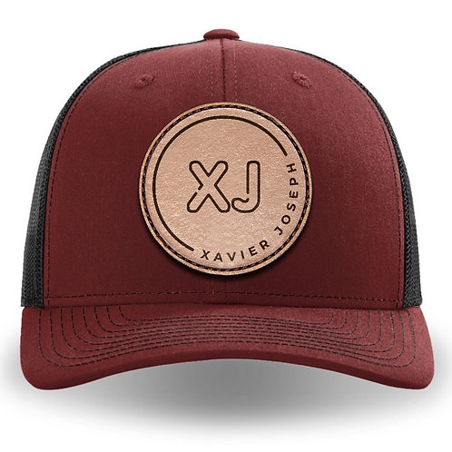 XJ 112 style Cap (Ruby Red)