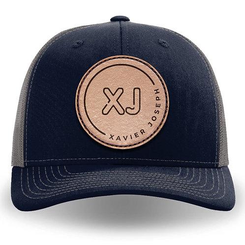 XJ 112 style cap (Navy)