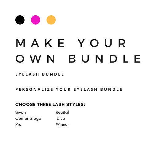 Make Your Own Bundle - Exclusive Deal!