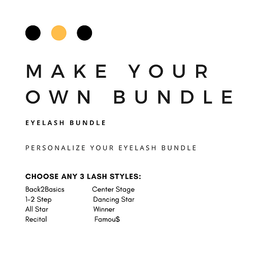 Make Your Own Bundle!