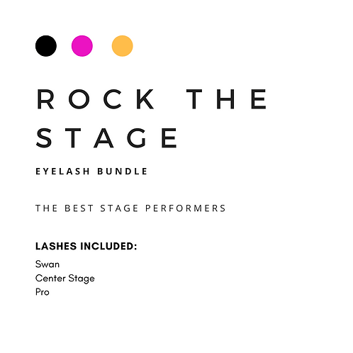 Rock The Stage Bundle