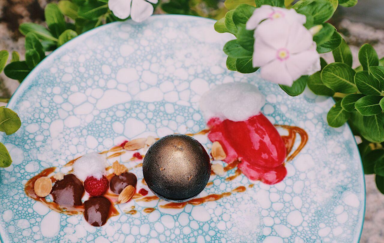 Pearl Bali Restaurant dessert
