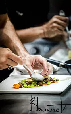 Chef-Jeremy Blanchet