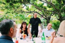 Chef Jeremy Blanchet Pearl Bali Restaura