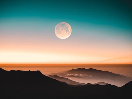 Bali full moon