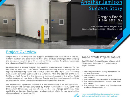 Oregon Foods w/Jamison Doors