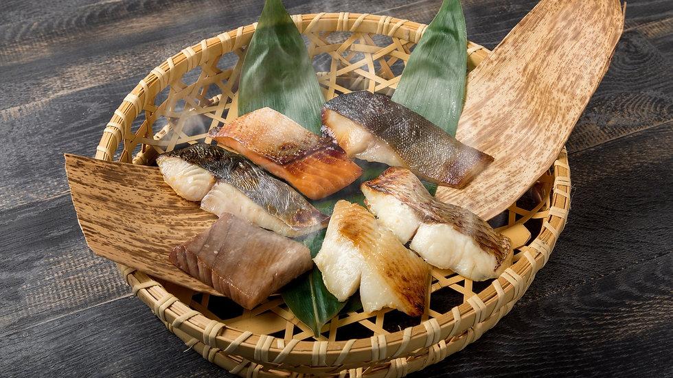 ふっくら山崎真鯛の西京漬け詰め合わせ12きれ