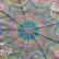 The 10 Pointed Star Crochet Blanket