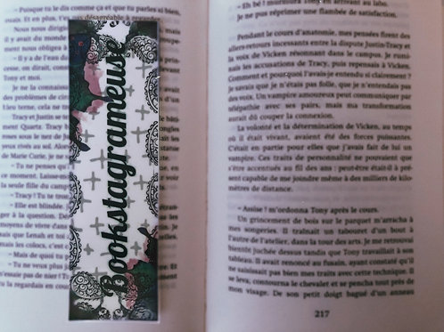Bookstagrameuse (vert)