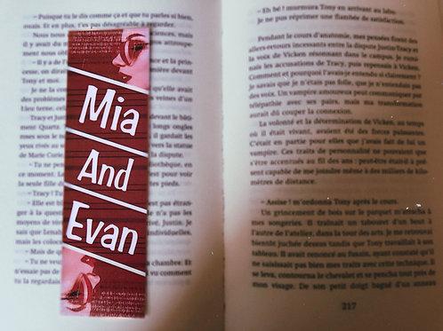 Mia & Evan dans la tête d'une garce