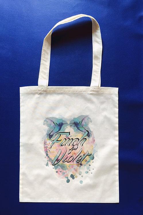 Tote-Bag Finch & Violet